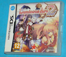 Luminous Arc 2 - Nintendo DS NDS - PAL