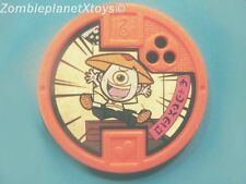 YO-KAI WATCH YO-MOTION Medal  BOYCLOPS YOKAI  HASBRO US CHARMING TRIBE  USA RED