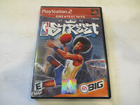 NBA Street  for Ps2  Used in  Very Good Condtion  With Manual Free Ship