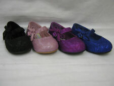 Party Synthetic Medium Width Shoes Ballerinas for Girls