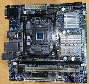Intel Core 2 945GME D-SUB PCI PCIe x16 2x SATA IDE Socket M Mini ITX Motherboard