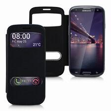 kwmobile Flip Cover Case für Samsung Galaxy S3 S3 Neo Schutz Hülle Etui Handy