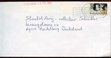 Netherlands 1993 Cover To Germany #C14444