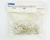 Lot of (100) Winchester / Useco 2500B1 Terminal Stud NSN 5940-00-902-5609