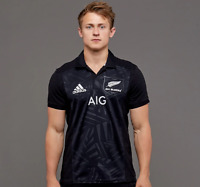 Adidas All Blacks Team Jersey Limited-Edition Rugby New Zealand Adult 1904& 2017