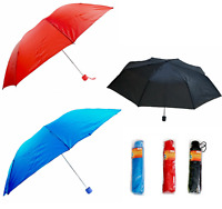 Compact Umbrella Brolly Dome Rain Shelter Canopy Lightweight Portable Pocket