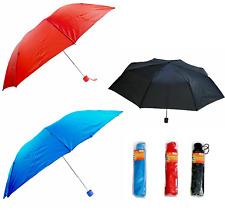 Compact Umbrella Brolly Dome Rain Shelter Canopy Lightweight Portable Pocket