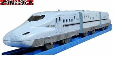 PLA-RAIL S-04 N700 Bullet Train Shinkansen With Lights By Tomy Trackmaster Japan