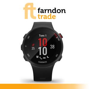 Garmin Forerunner 45S Running & Activity Tracker Watch - Black