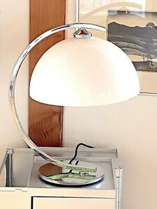JOE COLOMBO RARE TABLE LAMP made in Italy