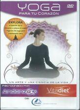 Yoga Para tu Corazon Un arte y una ciencia de la Vida  DVD