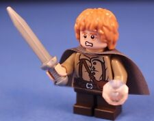LEGO® LORD OF THE RINGS™ 9470 SAMWISE GAMGEE™ Dark Gray Cape + Crystal & Sword
