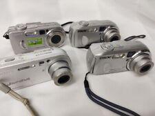 2Sony Cybershot DSC-P73 - 4.1MP Digital Camera with extra lot