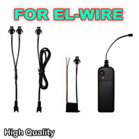 3/5/12V Accessories Driver for EL Wire Splitters Controllers Inverters Ballasts