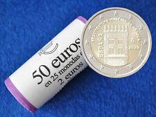 2 Euro Gedenkmünze Spanien 2020 - Aragon
