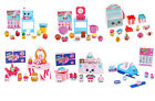 Shopkins Deluxe Theme Pack - Food Fashion or Party - Series 1-7 NEW 2017