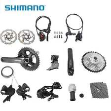 2018 Shimano Deore M6000 MTB Groupset Bike Group Kit Hydraulic Brake With Rotors
