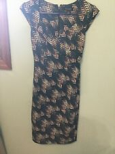 White House Black Market Dress size 00-very nice worn twice-perfect for fall