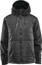 ThirtyTwo ARROWHEAD Mens 32REPEL DWR Zip Front Hoodie Jacket Large Black NEW