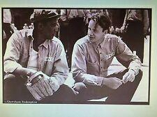 Shawshank Redemption 24x36 poster Morgan Freeman Tim Robbins Frank Darabont Icon