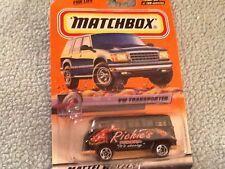 Matchbox VW Transporter #57/100 Richie's Pizzeria