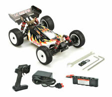 Lc-racing Buggy 1:14 Brushless sans Balais 4WD Pro Carbone Rtr Top - Clair -