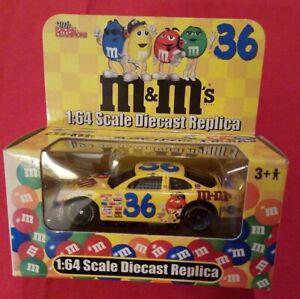 Racing Champions M&Ms Racing Team 1:64 Scale Diecast Replica Pontiac Goodyear 36