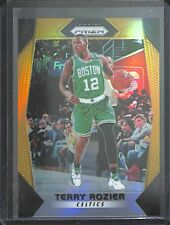 2017-18 Panini Prizm Gold #18 Terry Rozier No 3 of 10