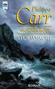 Sturmnacht. von Carr, Philippa, Holt, Victoria | Buch | Zustand gut