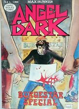 ANGEL DARK N.2 1990 M.B.P. MAX BUNKER
