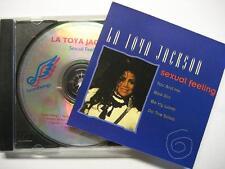 "LA TOYA JACKSON ""SEXUAL FEELING"" - CD"
