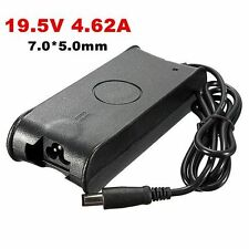 19.5V 4.62A 90W AC Adapter Charger for Dell Latitude E6400 E5500 E6500 D620 D800