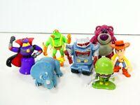 Disney Brinquedo Pixar-Buddy Story Pack-Buzz Lightyear /& zurgs Robot-Mattel 2009