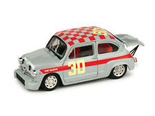 Fiat Abarth 1000 4ore di Monza 1966  Baghetti 1/43 R369 Brumm Made in Italy