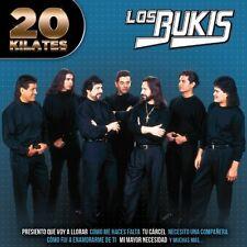 Los Bukis - 20 Kilates [New CD]