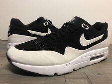 Nike Air Max 1 Ultra Moire Black & WHITE Men's Size 13 705297-001