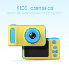 "BLUE - Kids Childrens Fun Holiday Digital Camera & Video Camcorder 2.0"" HD  - UK"