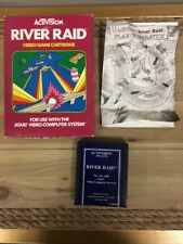 River Raid by Activision  Rare TESTED FUN