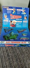 Thunderbirds Rescue Pack By Matchbox vintage