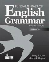 Fundamentals of English Grammar with Audio CDs and Answer Key ( - VERY GOOD