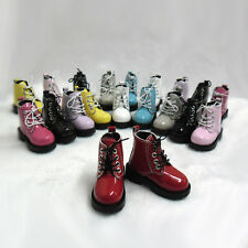 Mimi Collection MSD DOC 1/4 Bjd Obitsu 60cm Doll Boot High Hill Shoes Red
