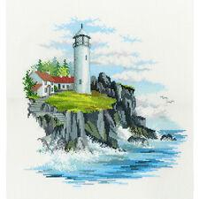 Derwentwater designs coastal britain cross stitch kit-storm point