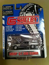 SHELBY COLLECTABLES 1967 G.T.500E ELEANOR MUSTANG 1:64 SCALE RARE VHTF