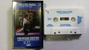 FALLEN ANGEL - Go For the Ride 1983 MODERN SOUL Electro Funk Cassette