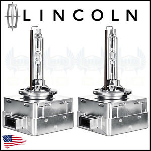 NEW! OEM FACTORY FORD LINCOLN MERCURY Xenon Headlight Bulb D3S 7L7Z-13N021-A