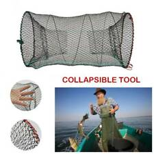 Fishing Collapsible Trap Cast Crab Crayfish Lobster Catcher Trap Fish Keep Net-