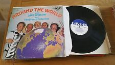 AROUND THE WORLD WITH JACK EMBLOW AND FRENCH COLLECTION -DANSAN 065 - LP