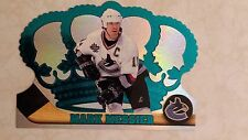 1997-98 Crown Royal EMERALD Mark Messier Card 136....1800+ IN STORE