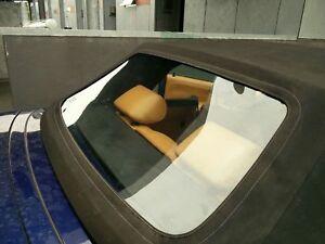 Peugeot 306 Convertible rear window with zipper Convertible Soft Top Rear Window
