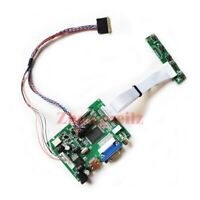 Fit LP156WH3-TLS1/TLS2/TLS3 panel LVDS 1366*768 40-Pin 2AV controller board kit